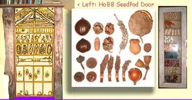 seed pod door
