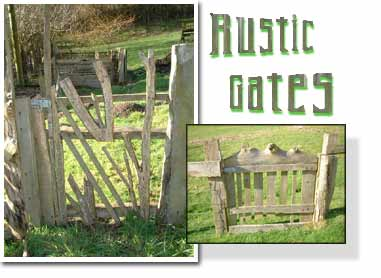 Rustic Field Gates and Doors