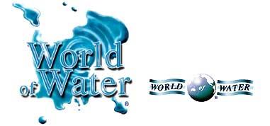 ©2005 World of Water logoforms