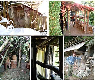 Trad Rural Elf Architecture