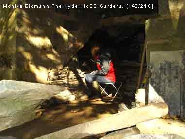 The Hyde (or Hide) at the HoBB Gardens and Project House