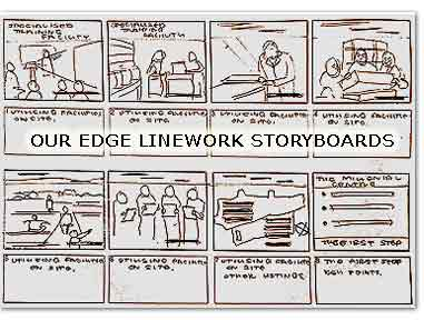 storyboard design