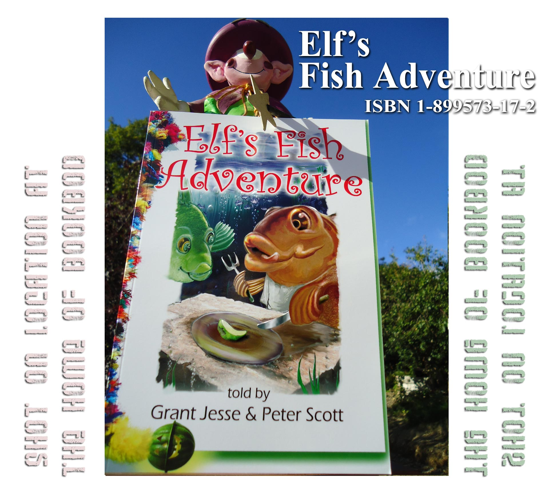 Elf's Fish Adventure