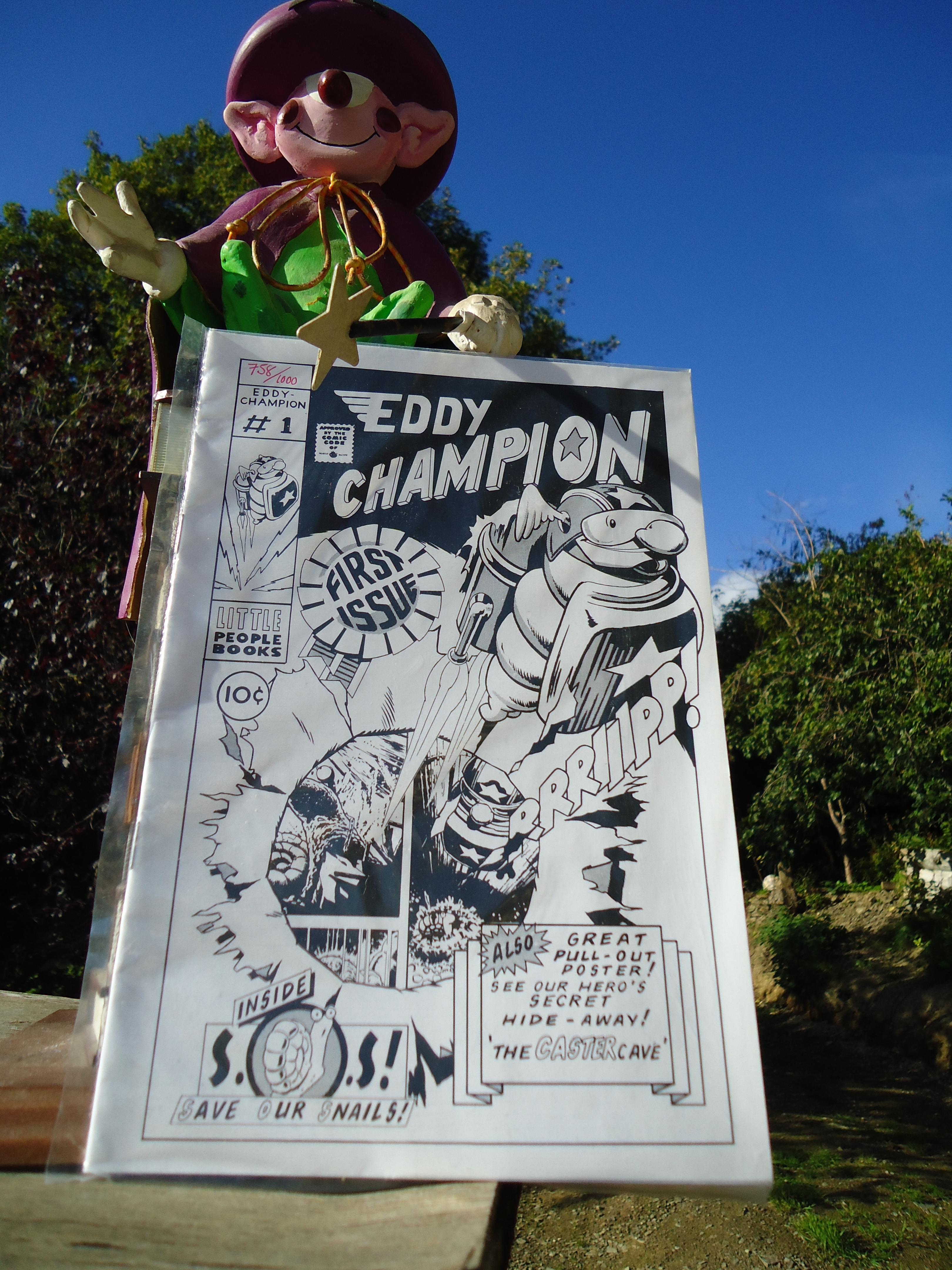 Eddy Champion