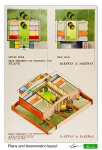 plan-and-axonometric