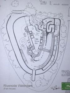 Theme Park Landscape Maps