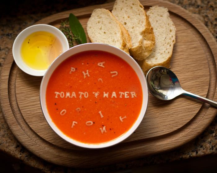 TomatoWater