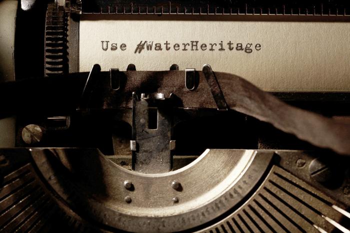 UsehashtagWaterHeritage